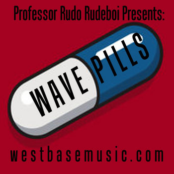 Wave Pills cover art
