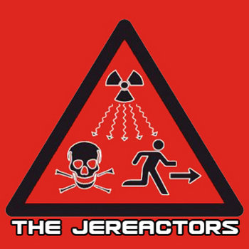 The Jereactors - Demo cover art