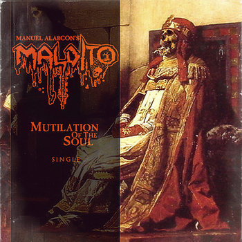 Mutilation of the Soul cover art
