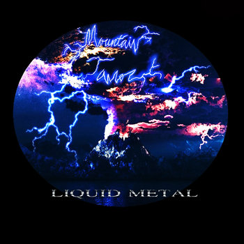 Liquid Metal cover art