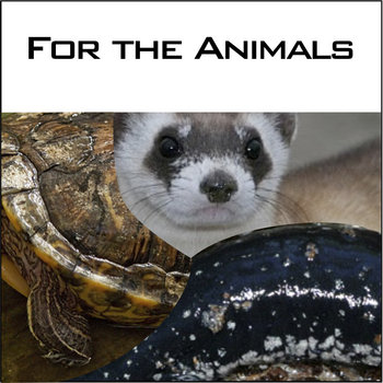 For the Animals cover art