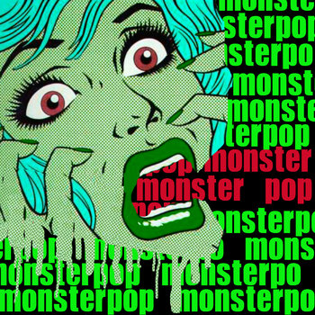 Monster Pop - mix by Fani LDB & Dj Alca cover art