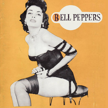 Sizzling Hot Bell Peppers cover art