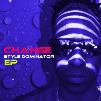 Change E.P cover art