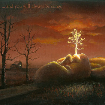...and you will always be songs cover art