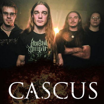 Cascus Self Titled E.P. cover art