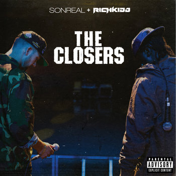 The Closers cover art