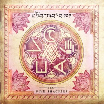 the five shackles cover art