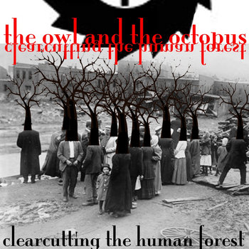 clearcutting the human forest cover art
