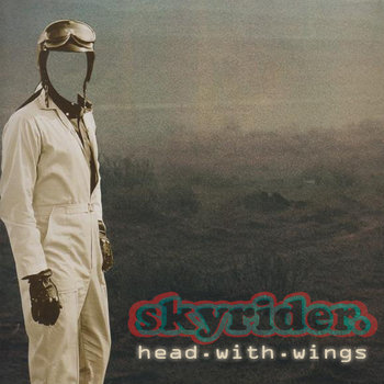 Head With Wings cover art