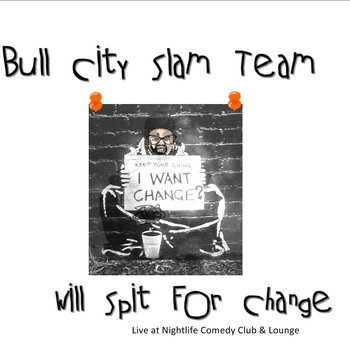 Will Spit for Change cover art