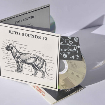 KITO SOUNDS #3 cover art