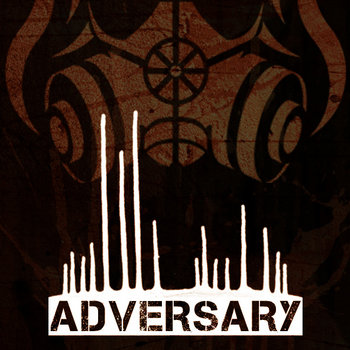 Adversary cover art
