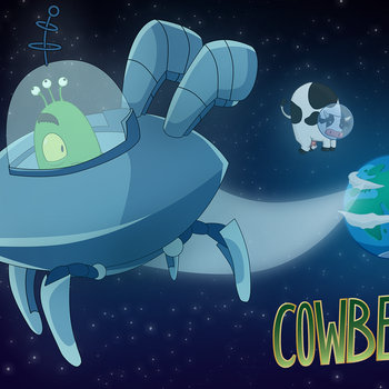 COWBEAM (original soundtrack) cover art
