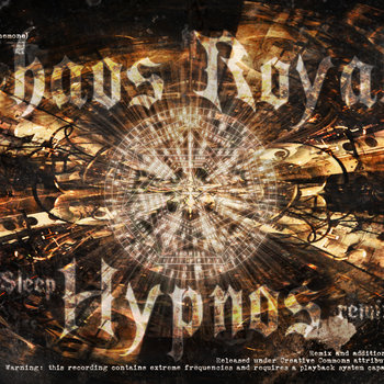 Sleep - Hypnos remix cover art