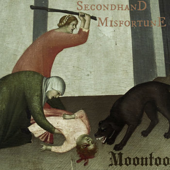 SecondhanD MisfortunE cover art