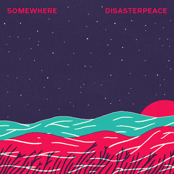 Somewhere OST cover art