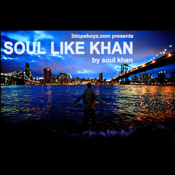 Soul Like Khan cover art