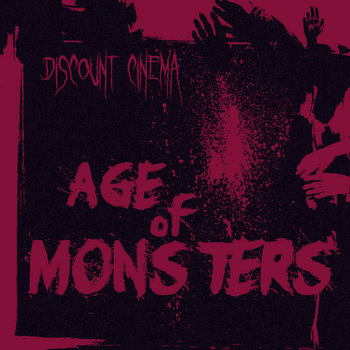 Age of Monsters (single) cover art