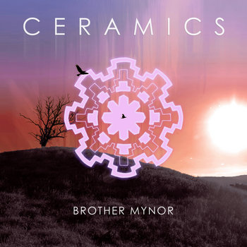 Ceramics cover art