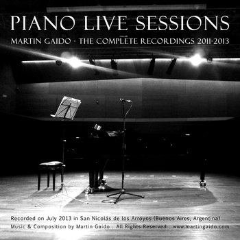 Piano Live Sessions cover art