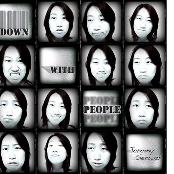DOWN WITH PEOPLE cover art