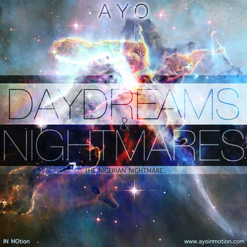 Daydreams and Nightmares-dload for free (enter $0) or name your own price(thanks for supporting) cover art