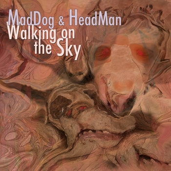 Walking on the Sky cover art
