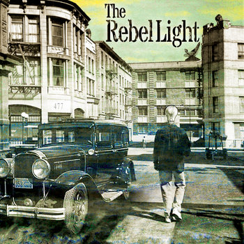 The Rebel Light cover art