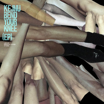 Bend Your Knee - EP cover art