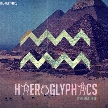Hieroglyphics:Instrumental EP cover art