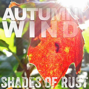 Autumn Wind (single) cover art