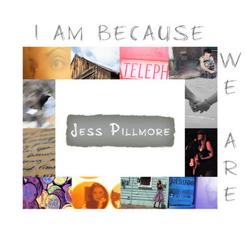 I Am Because We Are cover art