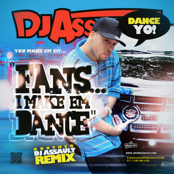 Fans I Make Em' Dance cover art