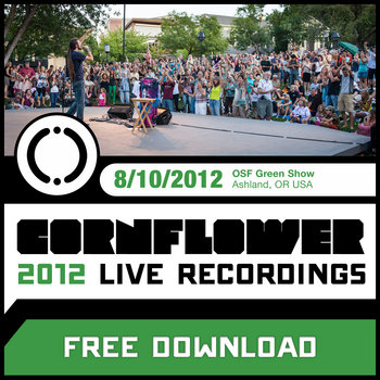 Live :: 2012.08.10 :: Ashland OR cover art