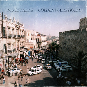 Golden Walls Hotel cover art