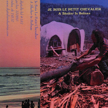 A Shelter in Bolinas  cs (digitalis) cover art
