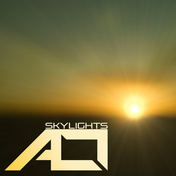 Skylights EP cover art