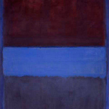 No. 61 (Rothko) cover art