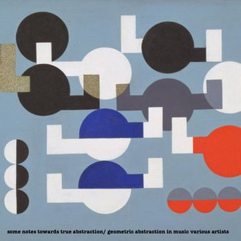 some notes towards true abstraction/ geometric abstraction in music cover art