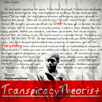 Transpiracy Theorist cover art