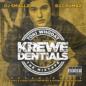 Krewedentials: The Mixtape cover art