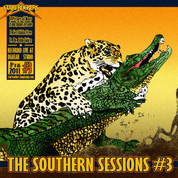 The Southern Sessions #3 cover art