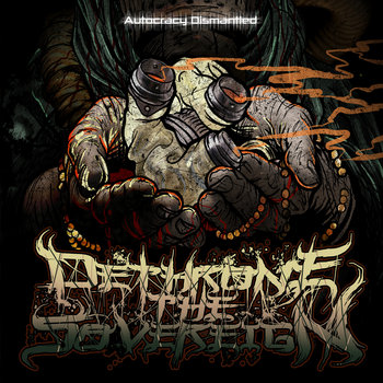 Autocracy Dismantled cover art