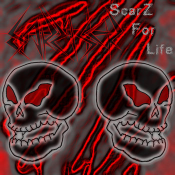 ScarZ For Life cover art