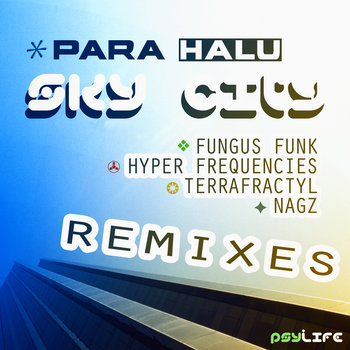 Sky City Remixes cover art