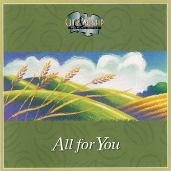 All for You cover art