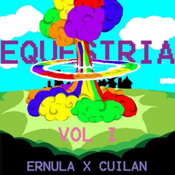 Equestria Vol. I cover art