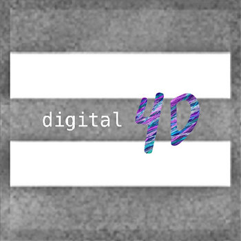Digital4D cover art