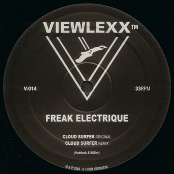 (Viewlexx V-014) Cloud Surfer/Fright Jazz cover art